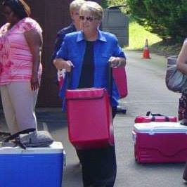 Cabarrus Meals on Wheels Volunteers