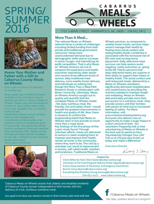 2016 spring newsletter th